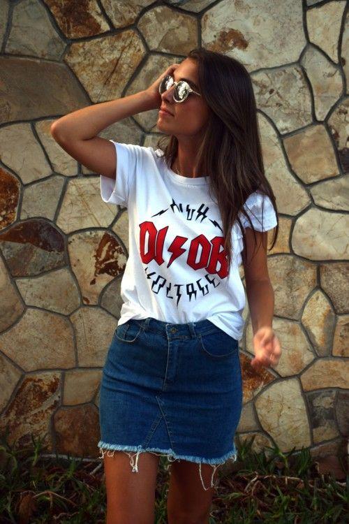 Comprar Camiseta 'Let's Rock' Online