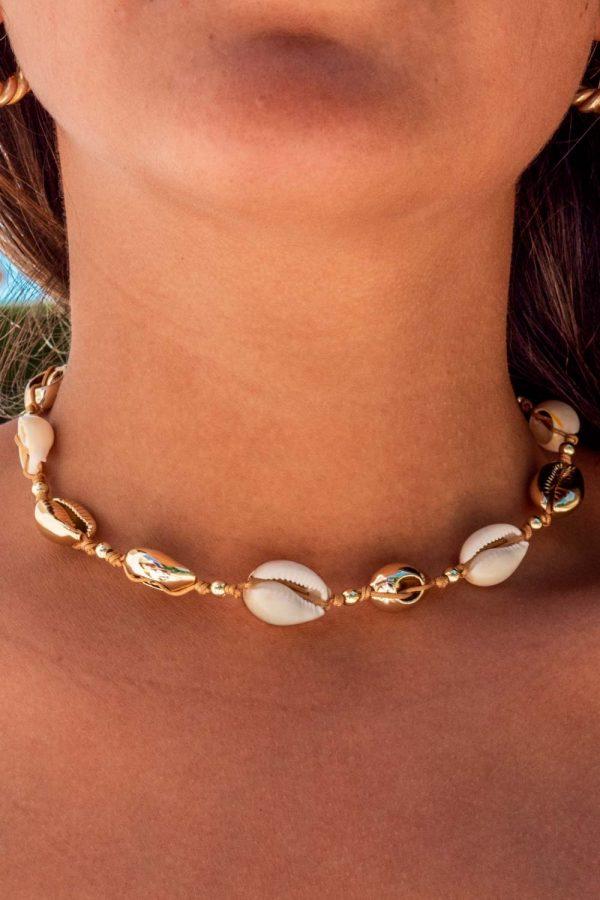 Comprar Collar Conchas Online