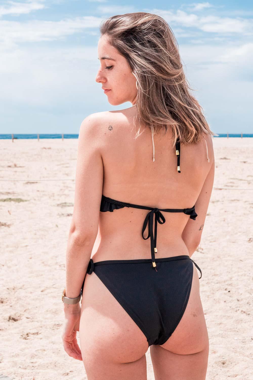 f58111e6 Comprar Bikini Copacabana Negro Online » Natural by Lila ®