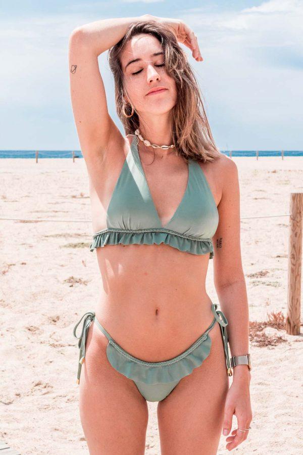 Comprar Bikini Copacabana Verde Online