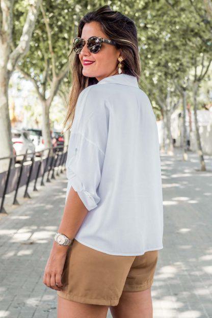 Comprar Camisa Basica Oversize Online