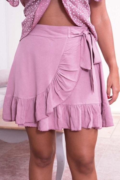 Comprar Falda Volantes Online
