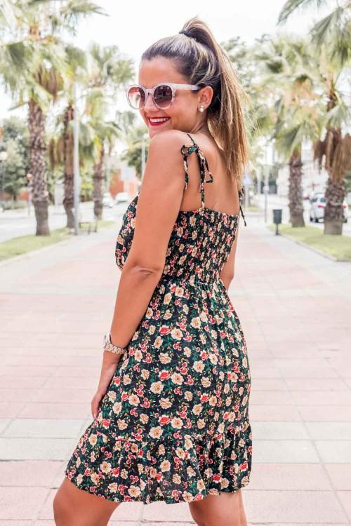 Comprar Vestido Flores Online
