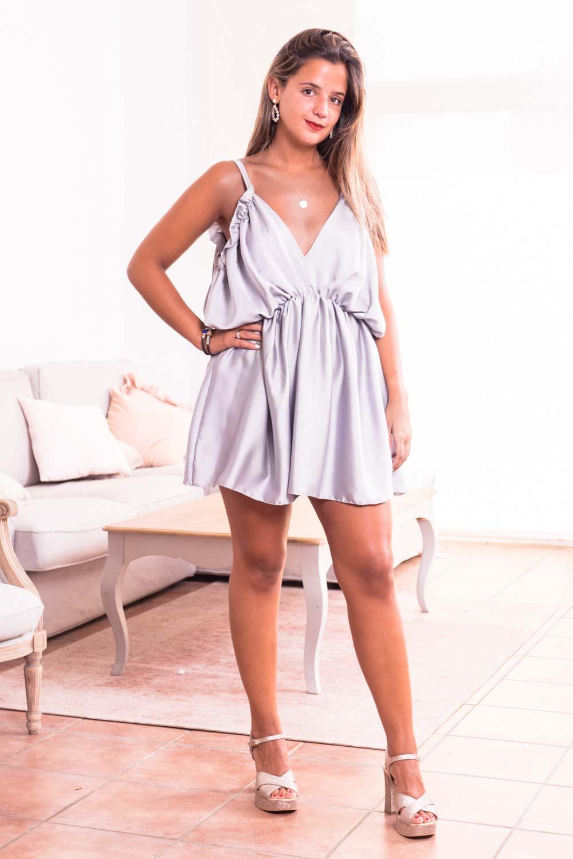Comprar Vestido Nido de Abeja Online