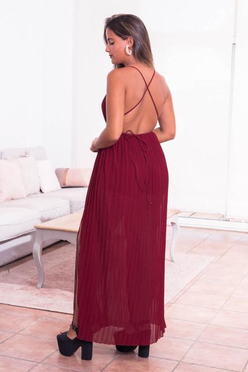 Comprar Vestido Plisado Online
