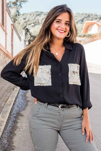 Comprar Camisa Glitter Online