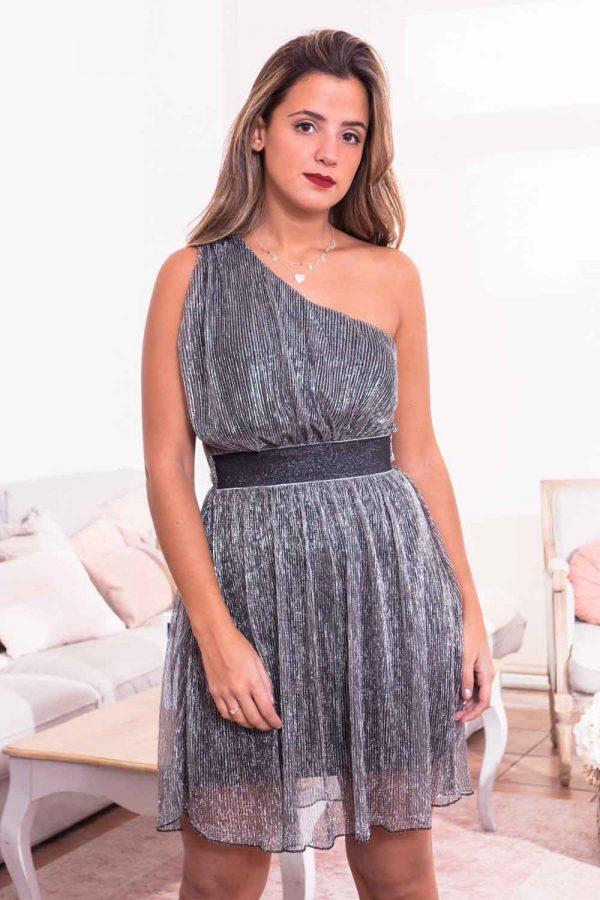 Comprar Vestido Asimétrico Corto Online