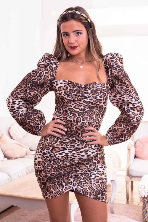Comprar Vestido Leopardo Online