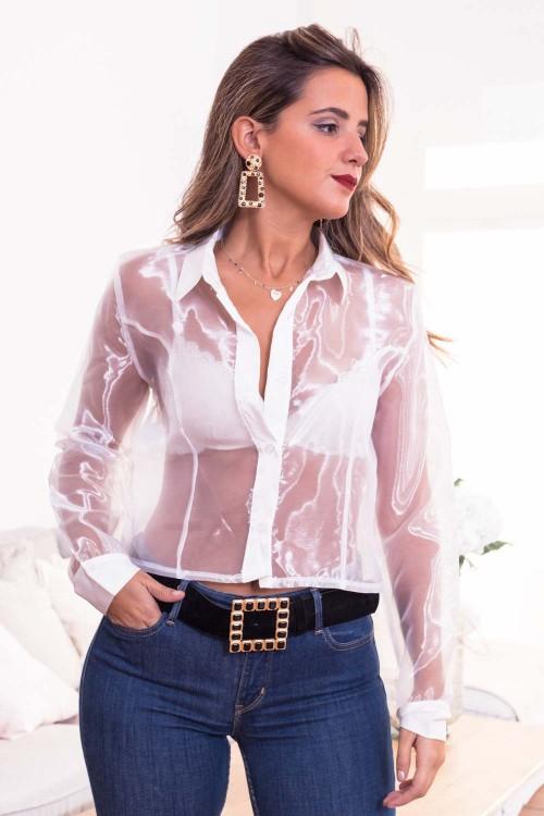 Comprar Camisa Organza Online