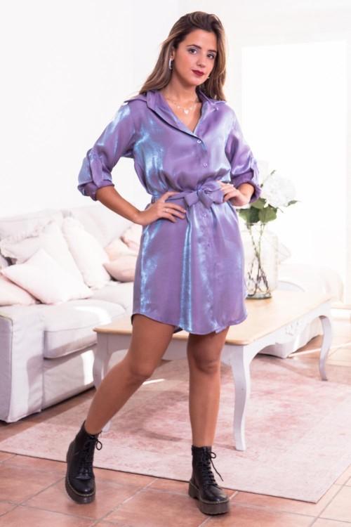 Comprar Vestido Tornasolado Online