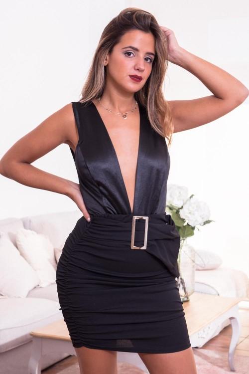 Comprar Body Escote V Online