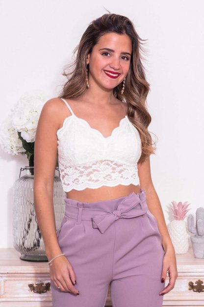 Comprar Bralette Blonda Online