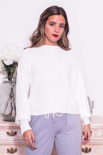 Comprar Jersey Básico Blanco Online