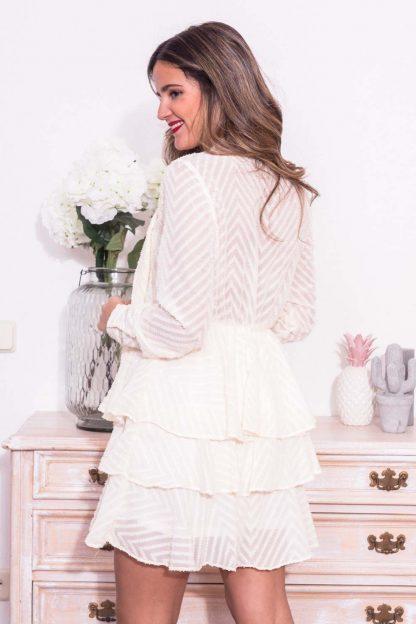 Comprar Vestido Crema Online