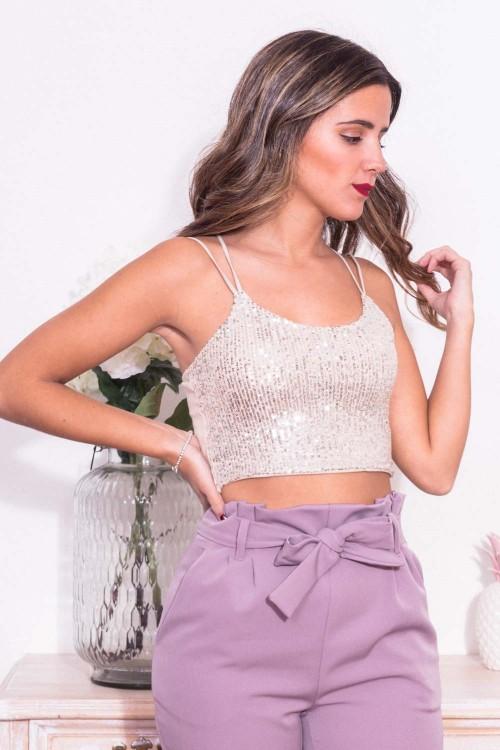 Comprar Top Glitter Online