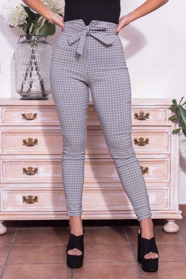 Comprar Pantalón Lazo Cuadros Online
