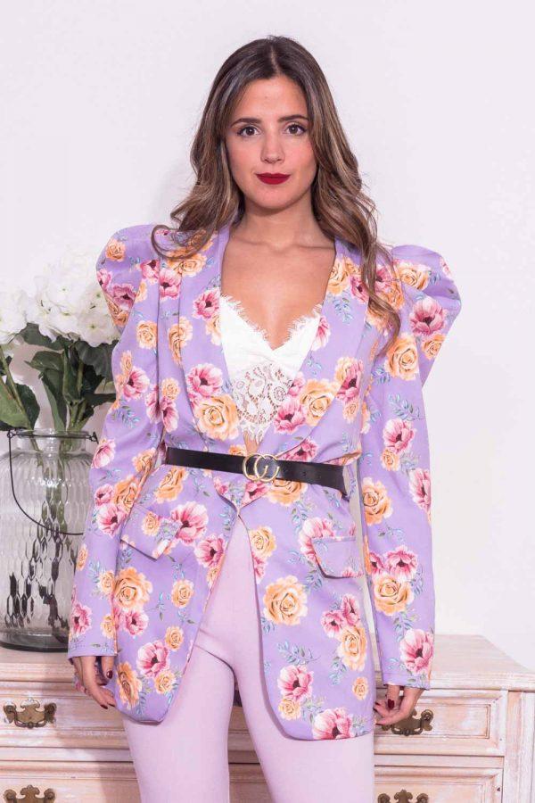 Comprar Blazer Flores Online
