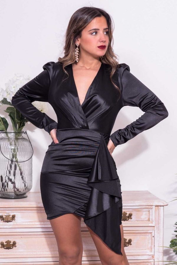 Comprar Vestido Sandy Raso Online