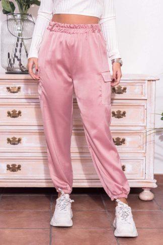 Comprar Pantalón Cargo Raso Online