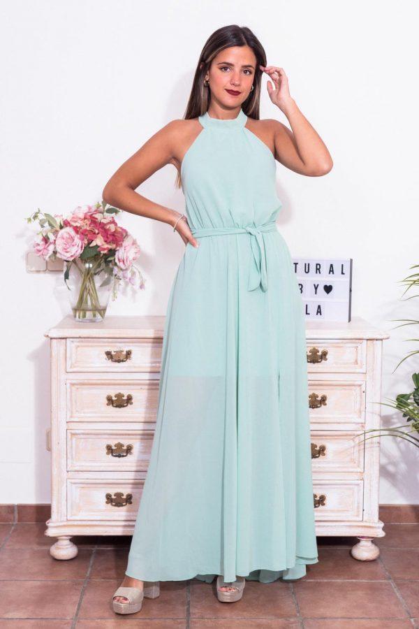 Comprar Vestido Largo Halter Online