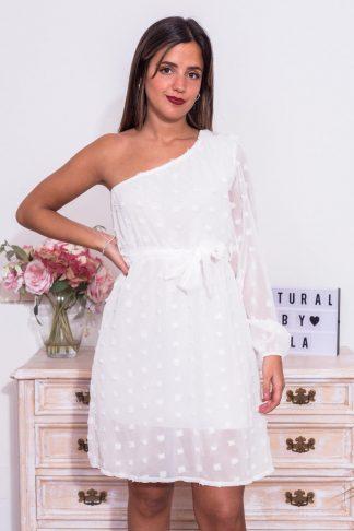 Comprar Vestido Plumetti Asimétrico Online
