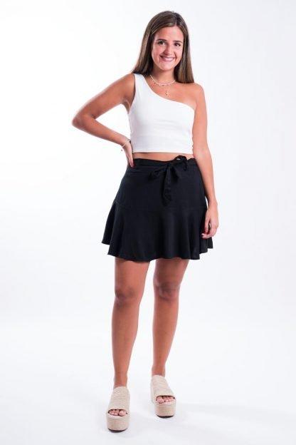 Comprar Falda Anudada Online