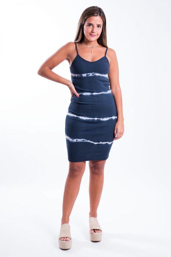 Comprar Vestido Canalé Tie Dye Online