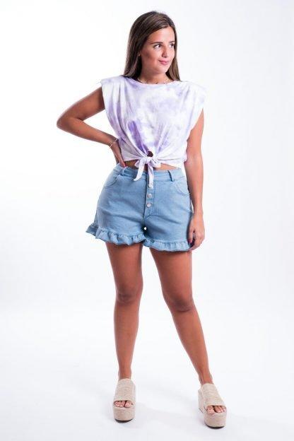 Comprar Camiseta Tie Dye Anudada Online