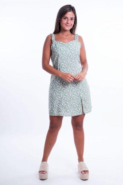 Comprar Vestido Camisola Flores Online