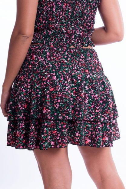 Comprar Falda Flores Online