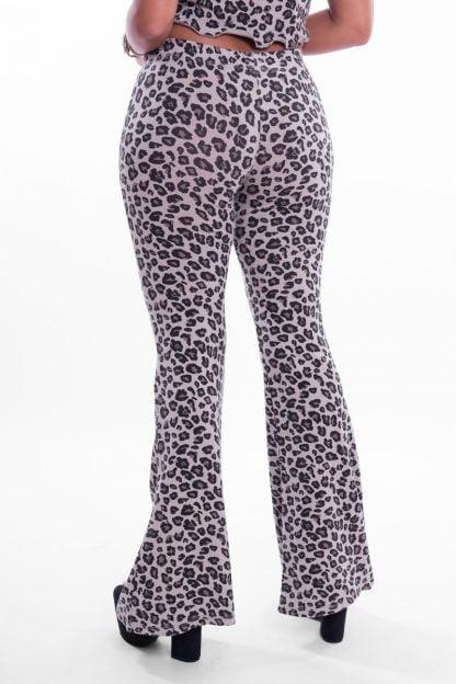 Comprar Pantalón Estampado Leopardo Online