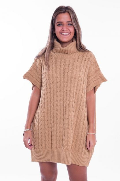 Comprar Vestido Punto Trenzas Online