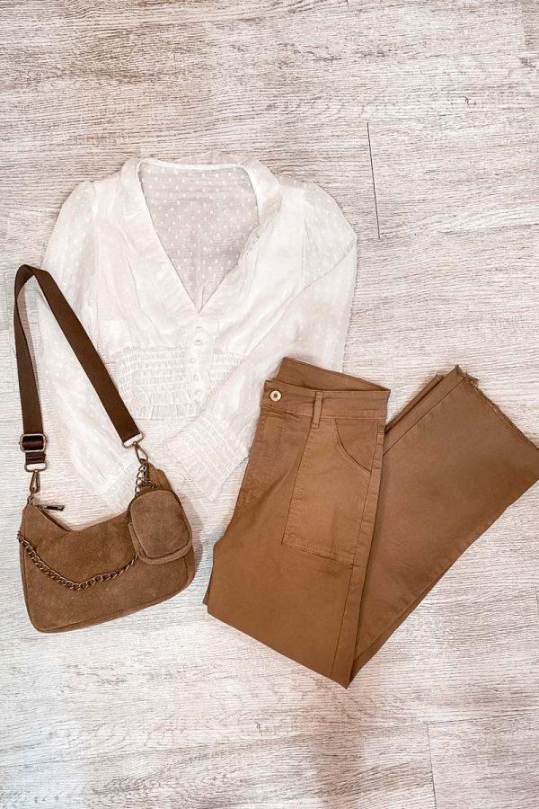 Comprar Look Blusa Plumetti Online