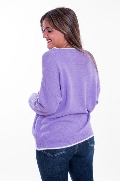 Comprar Jersey Violeta Online