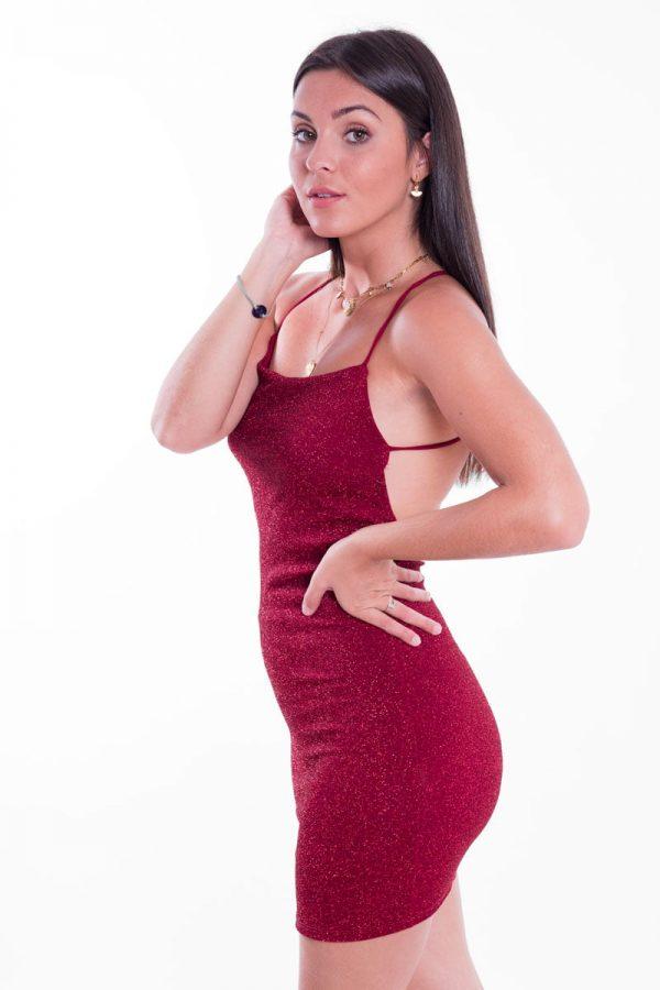 Comprar Vestido Mini Lurex Online