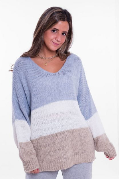 Comprar Jersey Tricolor Online