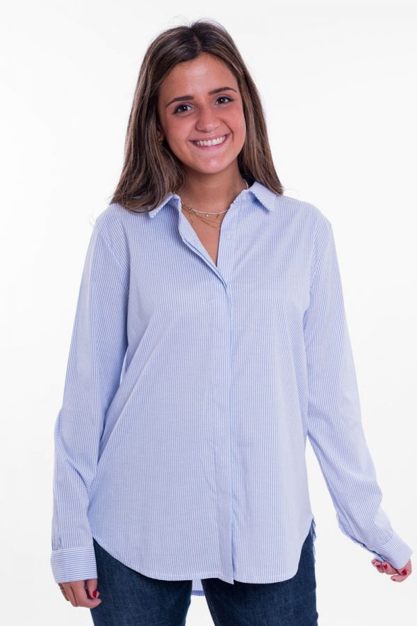 Comprar Camisa Clásica Rayas Online