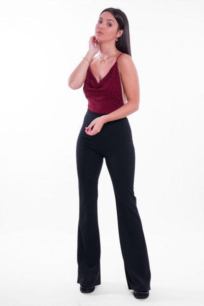 Comprar Body Lurex Escote Cascada Online