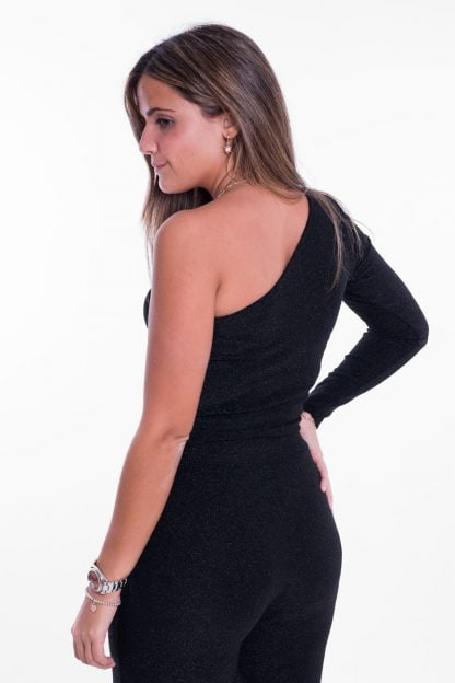 Comprar Top Asimétrico Lurex Online