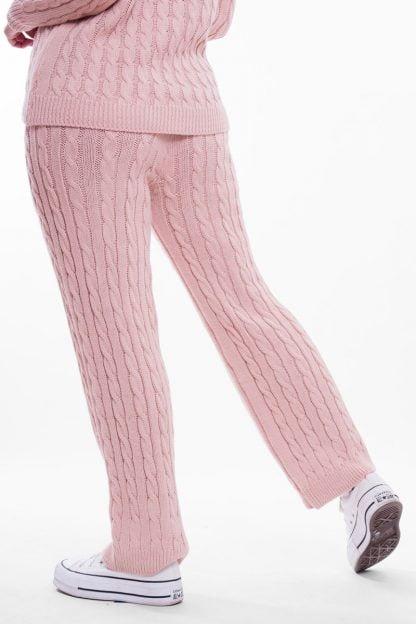 Comprar Pantalón Recto Trenzas Online