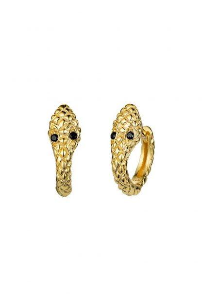 Comprar Pendientes Serpiente Circonita Online