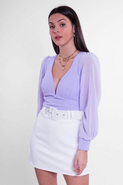 Comprar Top Escote Corazón Online