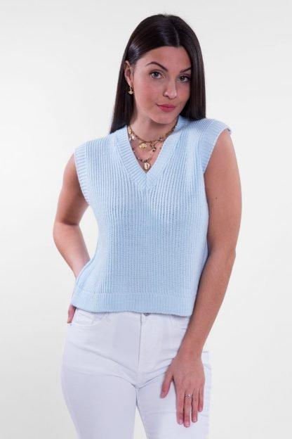 Comprar Chaleco Clásico Cuello Pico Online