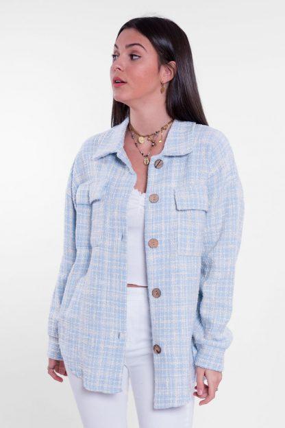 Comprar Sobrecamisa Tweed Online
