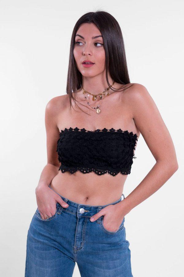 Comprar Bralette Recto Blonda Online