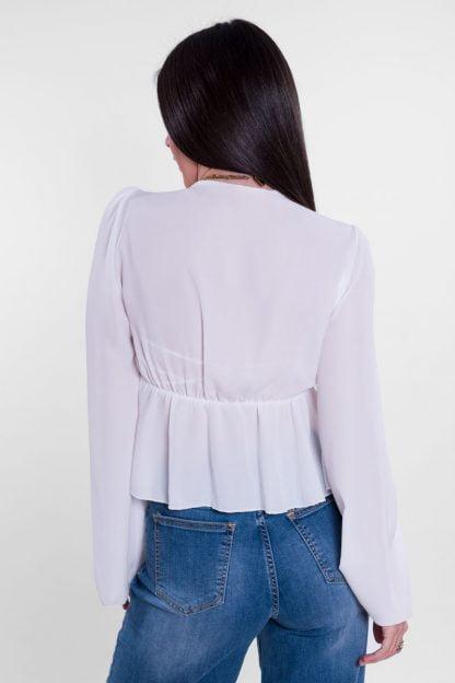 Comprar Blusa Abierta Anudada Online