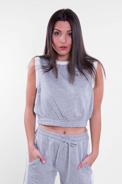 Comprar Camiseta Chandal Cropped Online