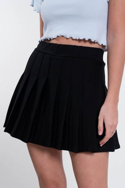 Comprar Mini Falda Plisada Online