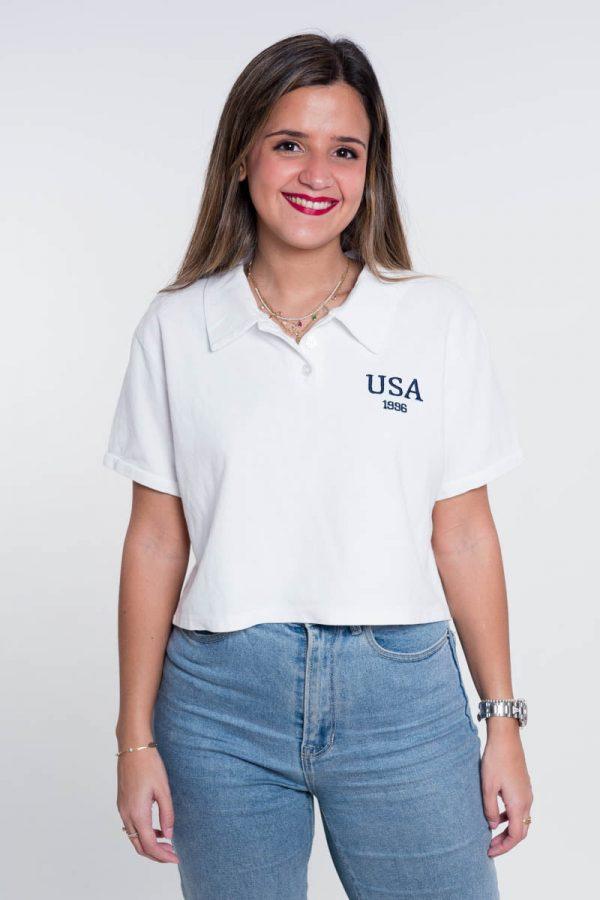 Comprar Camiseta Polo USA Online