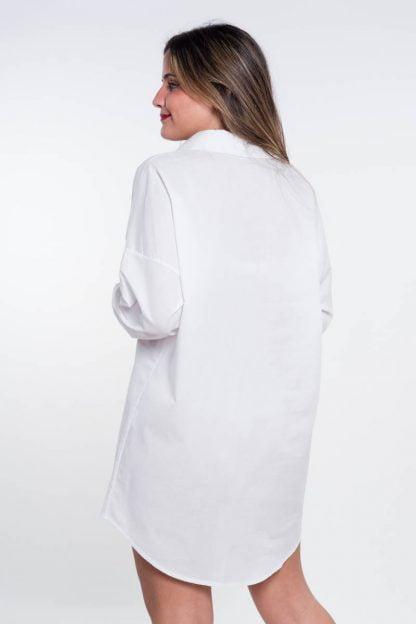 Comprar Vestido Camisa Recto Online